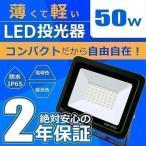LED投光器 電球色 昼光色 黒 50W IP65 屋内 屋外 防塵 耐塵 防水 LEW050WK LEW050CK2 LEW0502 ビームテック