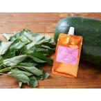 オーガニックベビーフード 有機無農薬のお野菜と手仕込み天然だしの無添加離乳食 初期から後期 BabyOrgente 冬瓜&モロヘイヤスープ 1袋