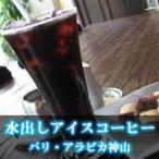 【水出しアイスコーヒー】バリ・アラビカ(アイスパック40g×4個セット)