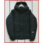 Mammut WS Winterfield Down Jacket Black 0001 / マムート ウィンターフィールド ダウンジャケット ブラック 黒 ゴア ウィンドストッパー