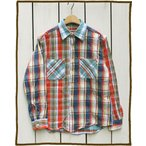 CAMCO Limited Heavy Weight Long Sleeve Flannel Shirts Crazy / カムコ 限定 ヘビーウエイト フランネル シャツ クレイジー 2015
