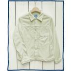 Good On 12oz Heavy Jersey G-Jan Natural Pigment Dye jacket / グッドオンヘビー ジャージ ジージャン ナチュラル 生成り 製品染め ジャケット ショート