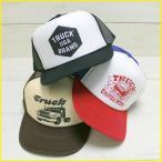TRUCK BRAND Print Mesh Cap 3 Pattern / トラック ブランド プリントメッシュキャップ 3柄