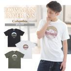 コロンビア メンズTシャツ Columbia BOWMAN RIVER SHORT SLEEVE TEE SHIRTS