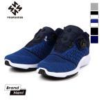ダイヤル式シューズ メンズ フライニット スニーカー 靴 スポーツ