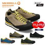 【サイズ交換1回無料】メレル スニーカー メンズ シューズ MERRELL カタリスト スウェード CATALYST SUEDE クライミング アウトドア トレッキング 靴