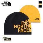 ノースフェイス THE NORTH FACE ニット帽 REVERSIBLE TNF BANNER BEANIE メンズ レディース 女性 ユニセックス リバーシブル 男性 ジム 紳士 ランニング