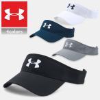 遮陽帽 - アンダーアーマー サンバイザー UNDER ARMOUR CORE GOLF VISOR 帽子 キャップ スポーツ ゴルフ