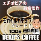 bears coffee コーヒー豆モカイルガチェフ 100g 送料無料コーヒー豆 コーヒーお試し サンプルコーヒー コーヒーサンプル