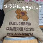 コーヒー豆ブラジル キャラメリッチ S18  400g コーヒー豆送料無料 コーヒーおすすめ  グルメコーヒー 人気に訳ありコーヒー