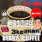 bears coffee コーヒー豆 ニカラグア モニンボ農園 3kg コーヒー豆半額 グルメコーヒー Qグレードコーヒー  高級コーヒー