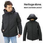 (セール価格/対象2点で送料無料)Heritage stone ヘリテイジストーン  メンズ アウトドアジャケット アウター 中綿ジャケット 1564900