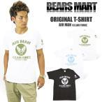 【SALE★26%OFF】Tシャツ メンズ BEARSオリジナル 半袖Tシャツ AIR MAN BT001H