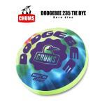 チャムス CHUMS ドッヂビー タイダイ 235 フライングディスク フリスビー ドッチビー ドッジビー CH621023 CH62-1023