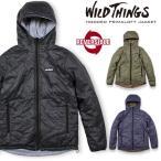(セール/送料無料)WILD THINGS ワイルドシングス フーデッド プリマロフト リバーシブル ジャケット WT001N【1115cpn】