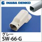 因幡電工 ウォールコーナー SW-66-G グレー
