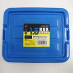 アイリスオーヤマ BOXコンテナ用フタ ブルー C-1.5