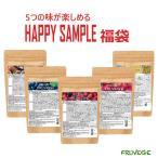 お試し スムージー 5袋セット(42g×5袋 約35杯分)福袋 酵素スムージー チアシード入り スムージー 送料無料 サンプル ダイエット グリーンスムージー