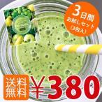 スムージー お試し 3回分 30g サンプル チアシード配合 アサイーダイエット 酵素  青汁 野菜 粉末