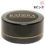 【最大500円OFFクーポン 7/31 12:00まで】KATWRA カツウラ フェイスパウダー #ピンク 40g 化粧品 コスメ