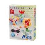 (最大500円OFFクーポン 1/4 23:00まで)ARTEC アーテックブロック ボックス112 パステル 112ピース入り
