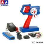 TAMIYA タミヤRCシステム No.60 ファインスペック 2.4G 電動RCドライブセット (青&赤&白)