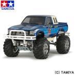 タミヤ TAMIYA 1/10 電動RCカー No.519 トヨタ ハイラックス4WD ハイリフト(RN36) 1/10 TOYOTA 4×4 PICK-UP BRUISER(RN36)