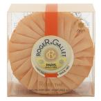 (500円OFFクーポン 9/30 23:00まで)ロジェガレ ティーローズ パフュームド ソープ 100g ROGER&GALLET TEA ROSE PERFUMED SOAP