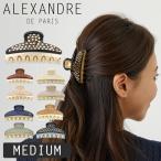 アレクサンドルドゥパリ ヘアアクセ クリップ スワロフスキー ヴァンドームクリップ ミディアム 7.5cm   ALEXANDRE DE PARIS PINCE VENDOME MEDIUM
