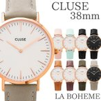 CLUSE クルース LA BOHEME38mm