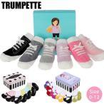 Trumpette トランペット 靴下  MARYJANE マリージェーン  ベビーソックス [ 6足セット ] 出産祝い 赤ちゃん用靴下 くつ下