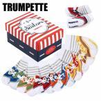 Yahoo!ビューティホリック【クーポンで最大10%オフ!】Trumpette トランペット ソックス 靴下   BABY SAILOR'S ベビーセーラーズ  [ 6足セット ] 出産祝い 赤ちゃん用靴下
