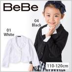 【BeBe/ベベ】スクエアラッセルワンピース/120.130cm◆4000