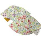 ベビー帽子 キッズ帽子 帽子ウサギプリント  Sサイズ 44cm TINKERBELL ティンカーベル メール便発送 日付時間指定不可 代引き不可