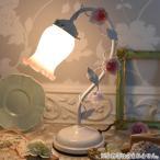 照明 卓上 テーブルランプ インテリアランプ ロココ調 アンティーク調 ヨーロピアン エレガント ロマンティック ピンクブッド1灯タッチランプ