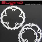 Sugino(スギノテクノ) 130J チェーンリング PCD:130 44T-50T 薄歯用 スギノ 自転車