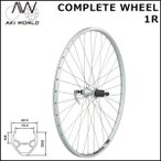 AKI WORLD 自転車 ホイール(リア)
