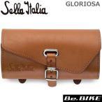 ショッピングイタリア Sella Italia(セラ イタリア) GLORIOSA BAG ハニー 自転車 サドルバッグ