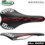 ショッピングイタリア セライタリア(selle italia) SLR チームエディション ブラック/レッド 自転車 サドル