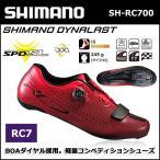 RC7 SH-RC700 SPD-SL シューズ レッド シマノシューズ bebike