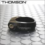 THOMSON SEATPOST COLLAR (トムソン シートクランプ) カラー:ブラック/シルバー