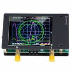 3Gベクトルネットワーク アナライザ 50KHz-3GHzアンテナアナライザ HF VHF UHF ポータブルベクトルネット ワークア