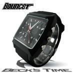 BOUNCER バウンサー デジタル メンズ腕時計 正規品 8120g