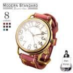古董手表 - MODERN STANDARD モダンスタンダード アンティーク腕時計 ms-101