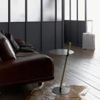 デザイナーズ家具 DUENDE チューブ&ロッド サイドテーブル(ブラック)