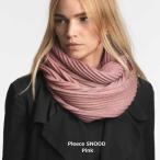 ショッピングデザイン 北欧のあたたかマフラー メンズ レディース プレゼント プリース スヌード ネックウォーマー デザインハウス ストックホルム (ピンク)