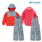コロンビア スキー ウェア キッズ 子供 女の子 男の子 型番 SC1093 SY1093 上下 セット オーバーオール
