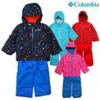 コロンビア スキー ウェア キッズ 子供 男の子 品番 SC1092 SY1092 ジャケット パンツ 上下 セット オーバーオール スノー