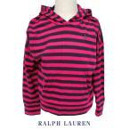 ラルフローレン 子ども パーカー ストライプ キッズ 女の子 子供 子供服