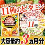 【送料無料】マルチビタミン サプリメント  ローヤルゼリー(約3ヵ月分/90粒入り)
